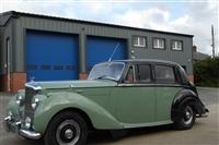 1950 Bentley Mk 6
