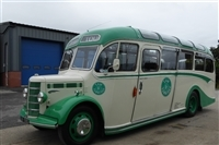 1950 Bedford OB