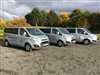 Our fleet of 8 Ford Tourneos will ensure that passengers travelling on a Diamond Collection tour will get to the SwanTourer; comfortably and safely