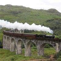 Scotland, Skye & Highland Steam