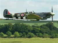 Severn Heaven : Spitfires and Shrewsbury