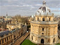 Oxford: The City of Dreaming Spires