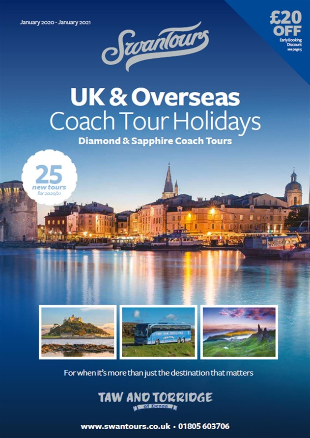 UK and Overseas Coach Tours