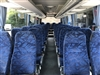 Full-sized coach seats mean that comfort isn't comprimised