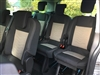 A folding rear seat makes access safer, and easier