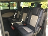 Large individual seats, separately controlled rear ventillation and sun blinds keep you comfortable at all times