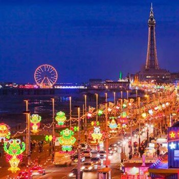New Year's Gala in Blackpool