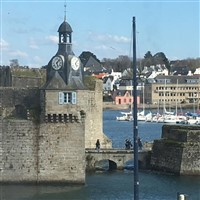 Finistere Forecast:Sunshine in Brittany