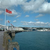 An Idyllic Retreat : The Isle of Man