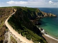 Gorgeous Guernsey & Sedate Sark Sapphire