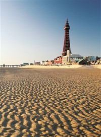 Pleasurable Beaches of Blackpool